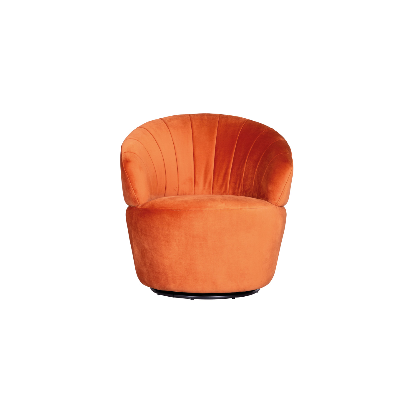 Addison-Swivel-Chair-Terracotta-Front-View (1)