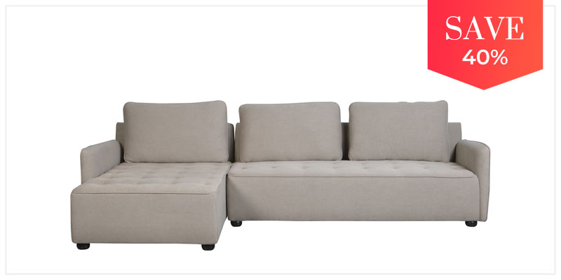 Cirrus Sofa with Chaise